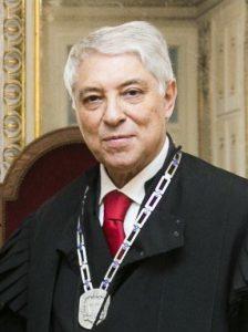 Presidente do Supremo Tribunal Administrativo Vítor Manuel Gonçalves Gomes