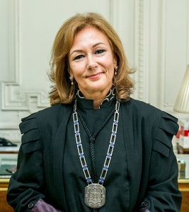 Juíza Conselheira Presidente Dulce Manuel da Conceição Neto